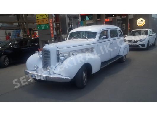 1937 CADİLLAC
