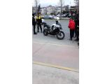 polis motoru yunus şahin