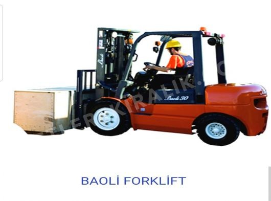 Forklift 7/24