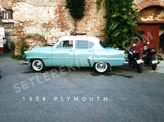 1951 playmouth