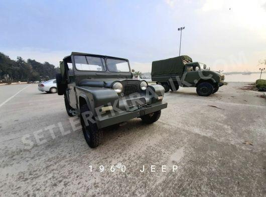 1960 jeep askeri