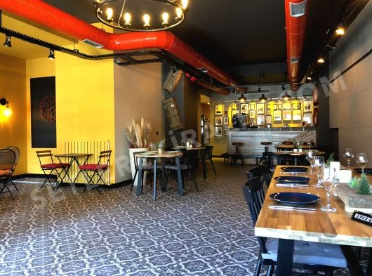 Ankara'nın en kaliteli bölgesinde cafe-bar-pub