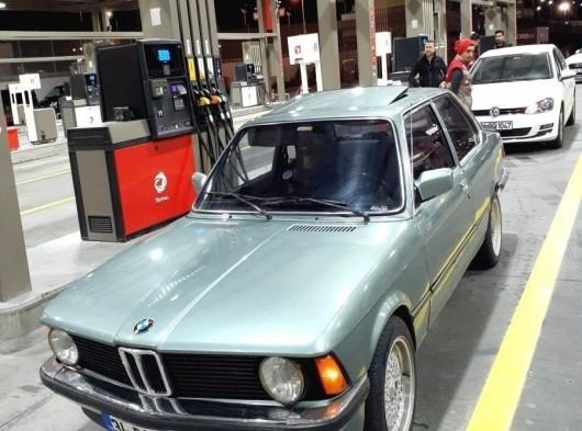 1982 Klasik coupe bmw 315