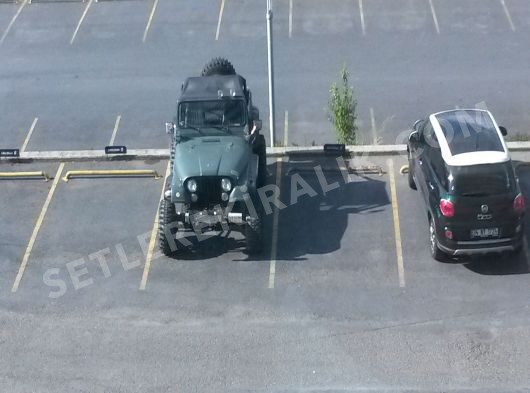 askeri amerikan jeep