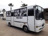 Akdeniz ve ege için kiralık kulis karavan