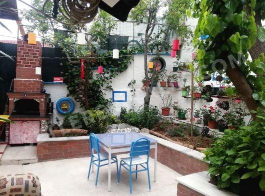 Setlere Kiralık Bahçe
