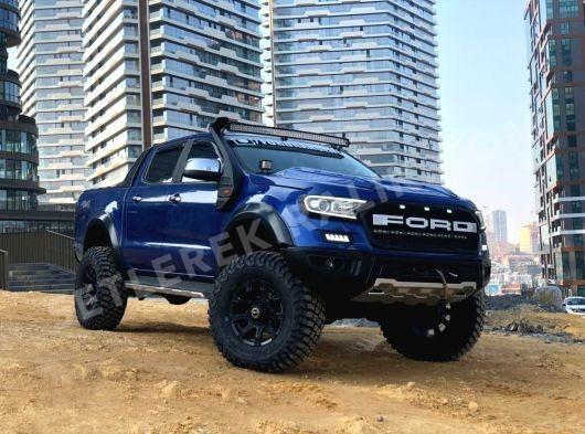 Ford ranger tr de en yukselerden big blue