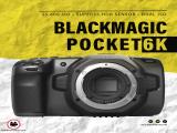 Kiralık Blackmagic Pocket 6K