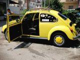 1973 beetle + karavan