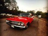 Eşsiz klasik araç koleksiyonu