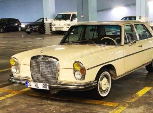 1966 MERCEDES W108