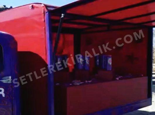 Triportör ARÇELİK - Lambro200 - Motoguzzi - tuktuk - Piaggio ape