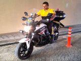 Setlere kiralık polis ve zabıta motorsikletleri