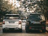 Range Rover Sport & Vogue