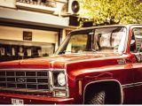 Chevy truck 1980 pickup Chevrolet