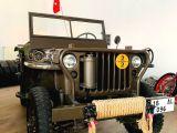 Film setleri için kiralık Askeri araç