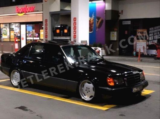 W124 Mercedes