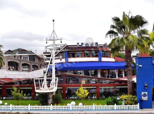 Foça Balık Restaurantı Küçükyalı-Sahilyolu