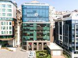 Haliç manzaralı şık plazada açık ve kapalı ofis