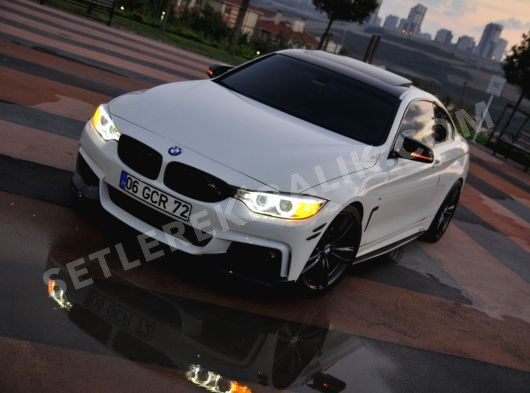 BMW 420D Coupe Msport