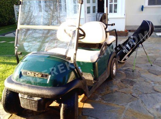 Dizi ve Film setlerine kiralık GOLF Buggy / aracı. Elektrikli.