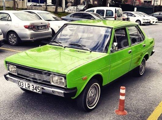 Fiat  131 1979 model