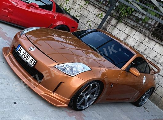 Nissan 350z cabrio ve coupe 2 adet