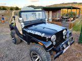 Cj5 Jeep - CJ5 Film Dizi Reklamlara