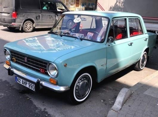 1975 Murat 124 nostalji