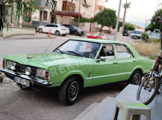 1974 Ford Taunus kiralık