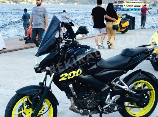 Dizi ve reklam film setlerine kiralık motosiklet