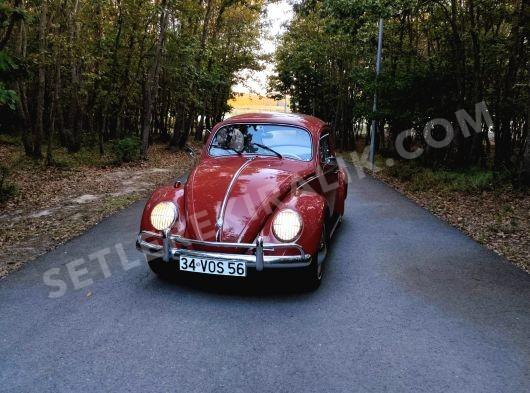 1960 VW 1100 KOLEKSİYON ARACI