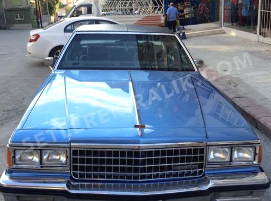 Chevrolet capris clasik 80 model