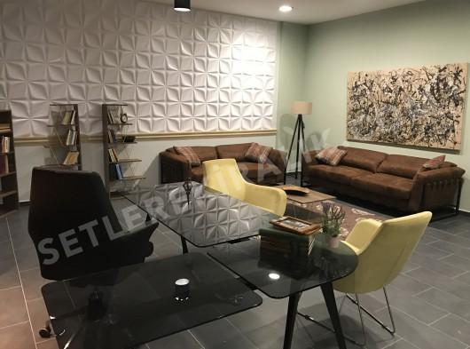 Açık ofis plato dekor