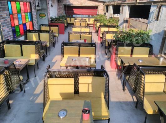 İstanbul Çengelköy'de setlere kiralık cafe