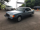 1988 Model Mercedes 300CE Otomaik Coupe LPGli